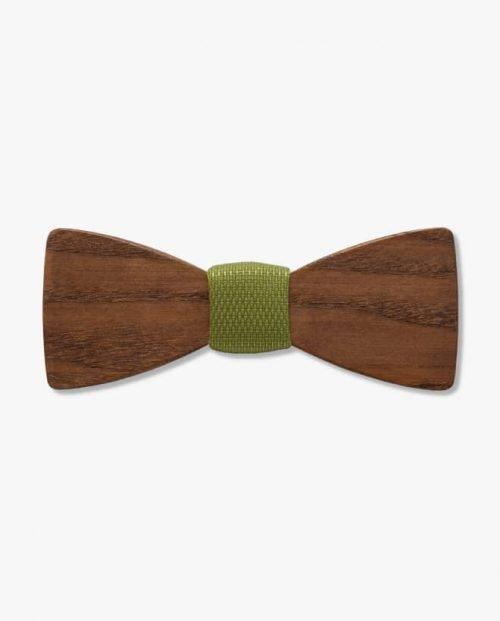 дървена папионка луис