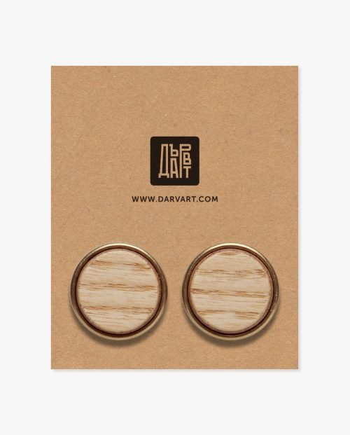 дървени бутонели копчета ръкавели