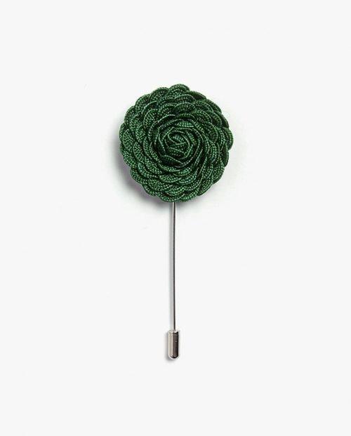 игла ревер войнишко зелено
