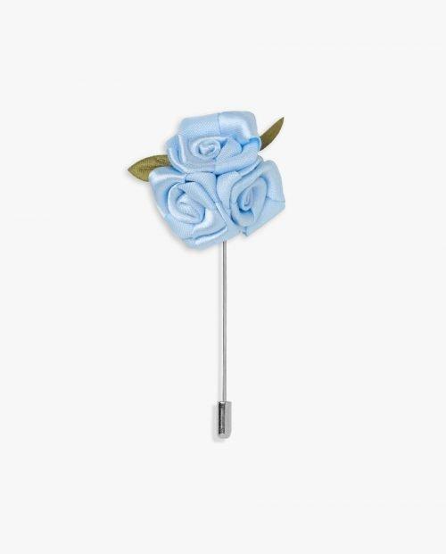 светлосини рози игла ревер