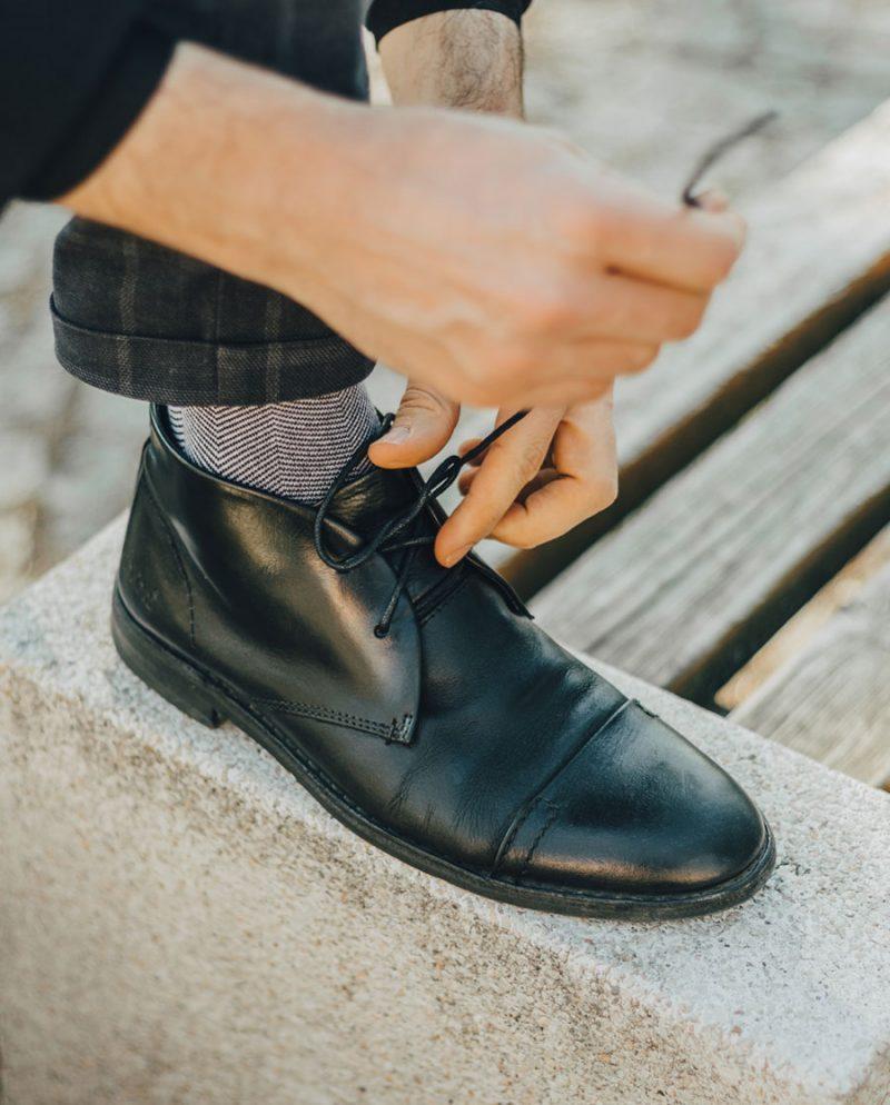 чорапи мъжки дамски фишбоун дърварт