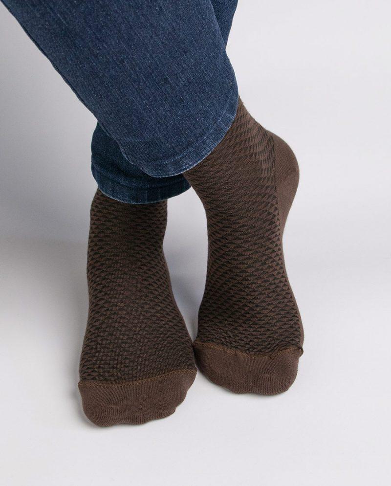 шарени мъжки дамски чорапи дърварт