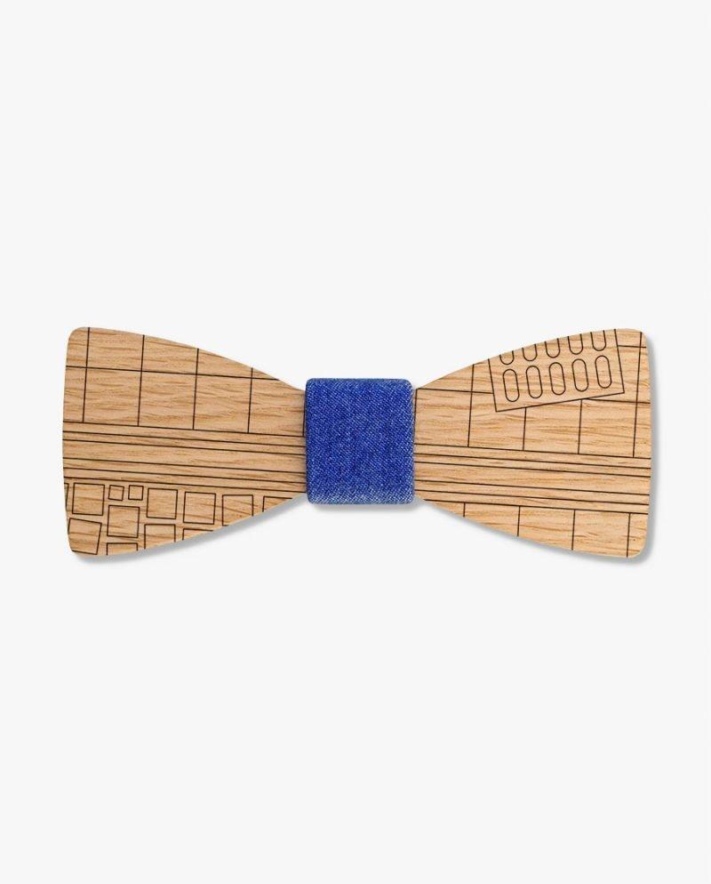 дървена папионка граф игнатиев дърварт