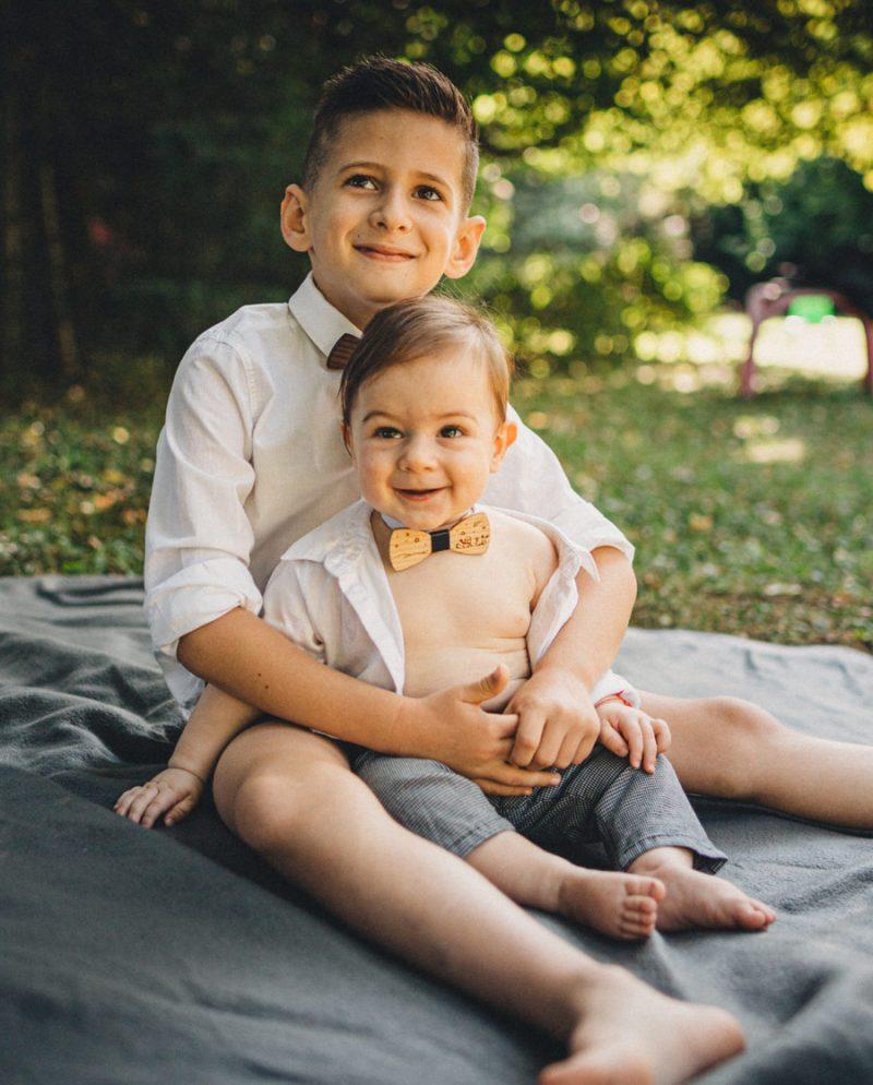 деца дървена папионка малкия принц дърварт