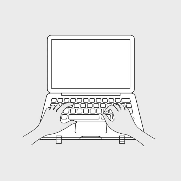 стойка лаптоп хартия дърварт